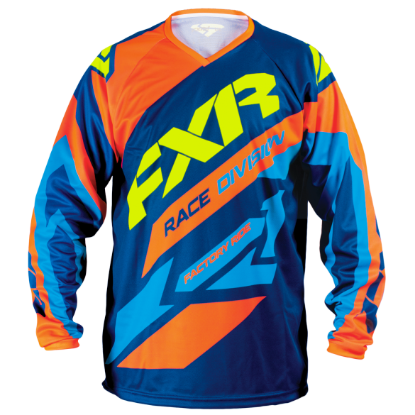 2019 FXR New Product Moto Jersey MX MTB Off Road Mountain Bike DH Bicycle moto Jersey DH BMX motocross jersey camiseta XS TO 5XL