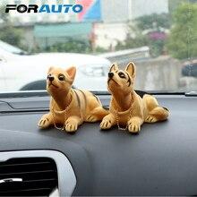 Accessorie Auto-Shaking-Head-Toy Car-Ornaments Bobble-Head-Doll Nodding Car-Dashboard