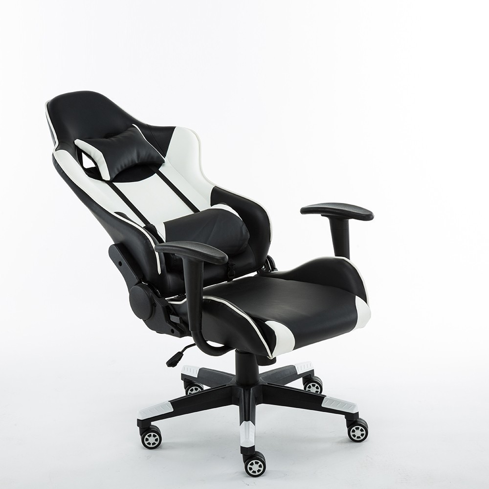 Yk-2 Wcg Computer Chair Racing Synthetic Leather Gaming Chair Internet Cafes Comfortable Lying Household Chair