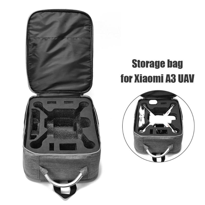 Backpack Handbag Portable Durable Shoulder Bag Carrying Bag Protective Storage...