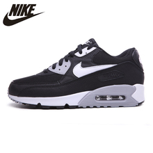 цены Nike Air Max 90 ESSENTIAL Original Men Running Shoes Shock Absorption Balance Lightweight Outdoor Sneakers #616730-012