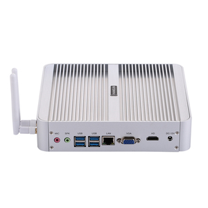 Fanless Mini PC,Intel Quad Cor