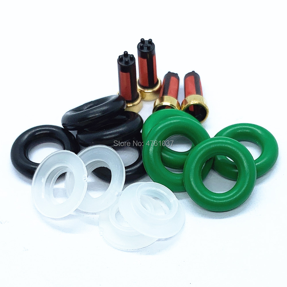BMW Fuel Injector O'rings Seals Pintle Caps Filter Baskets 6 CYL 2.5 3.0 3.2 3.5