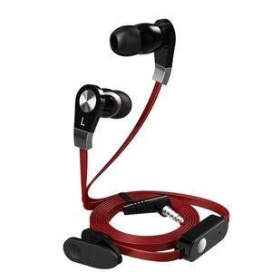 Image 2 - DISOUR JM02 באוזן Wired אוזניות ססגוניות אוזניות Hifi אוזניות בס אוזניות באיכות גבוהה אוזן טלפונים עבור טלפון Auriculares