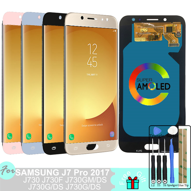 AMOLED Original Display For SAMSUNG Galaxy J7 Pro LCD