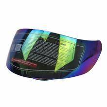 4 цвета мотоциклетный ветрозащитный шлем козырек объектив лобовое стекло Замена для 316 902 K5 K3SV полное лицо мотоцикл 29*20*13 см