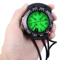 EZDIVE Scuba Diving Wrist Compass Deep Sea Exploring Supplies Twin Heading Indicators Compass Course For Alignment