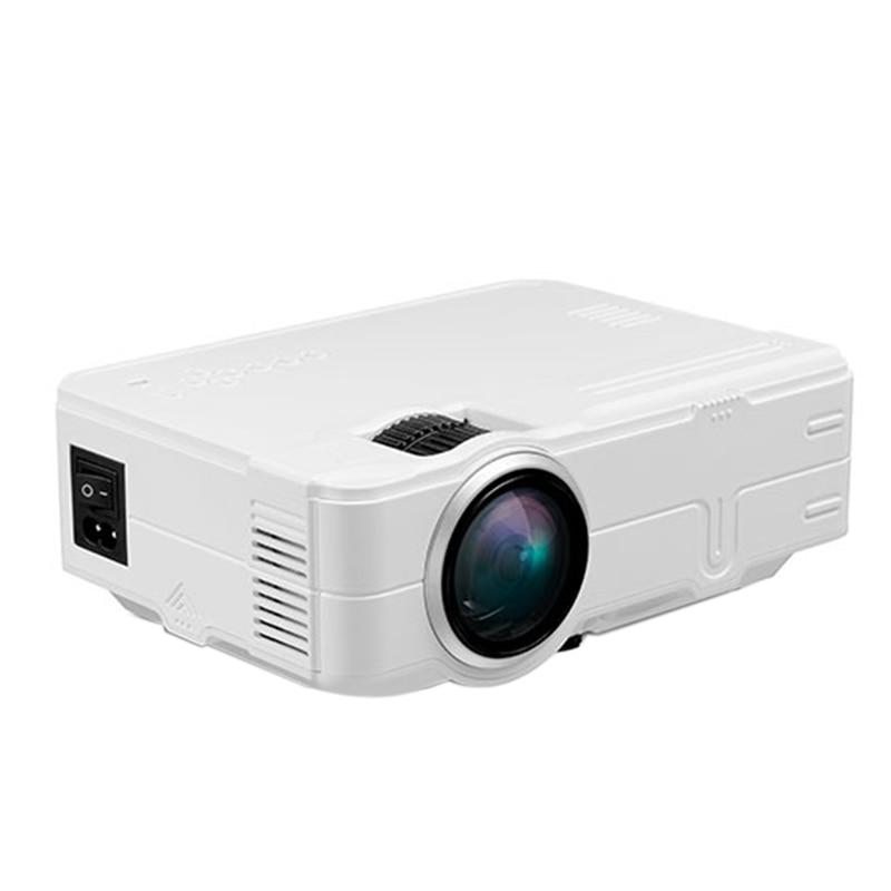 Wireless WiFi Projector,Portable Mini LED Video Projector Full HD 1080P Home Theater Movie Projector HDMI USB VGA Home Cinema Проектор
