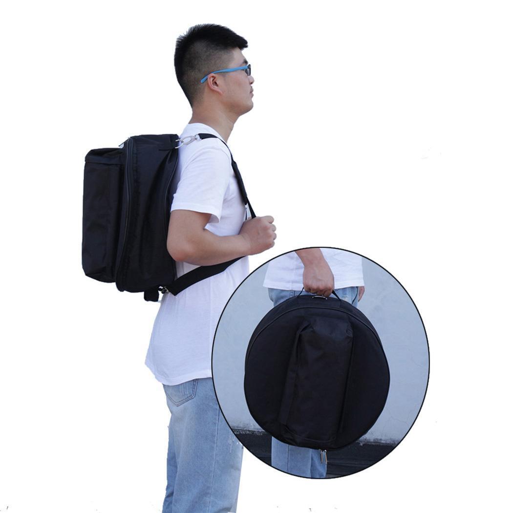 snare drum bag backpack black oxford cloth drum bag backpack musical zipper instrument round. Black Bedroom Furniture Sets. Home Design Ideas