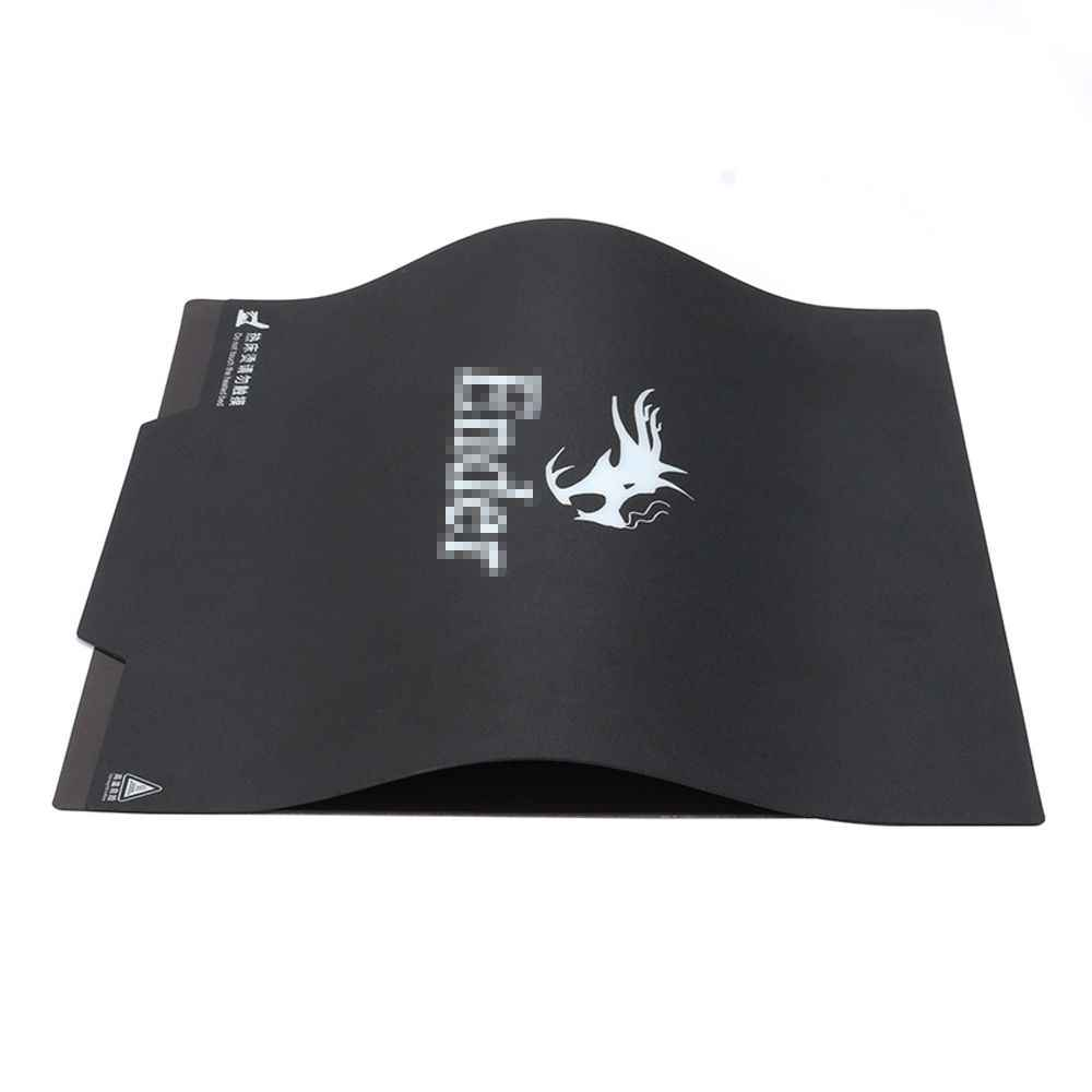 9.2 インチ × 9.2 インチ Ender-3 プリンタパートマジック磁気構築表面ベッドと紙ラベル 3 メートルラベル 235 × 235 ミリメートル Ender-3-SC