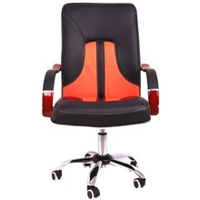 Simple Household Computer Chair Lifted Rotated Office Boss Chair Multi-function Swivel Chair Fixed Wooden Armrest Study Stool kids corrective posture chair lifted student study seat wooden household children multifunction stool non rotatable kids chair