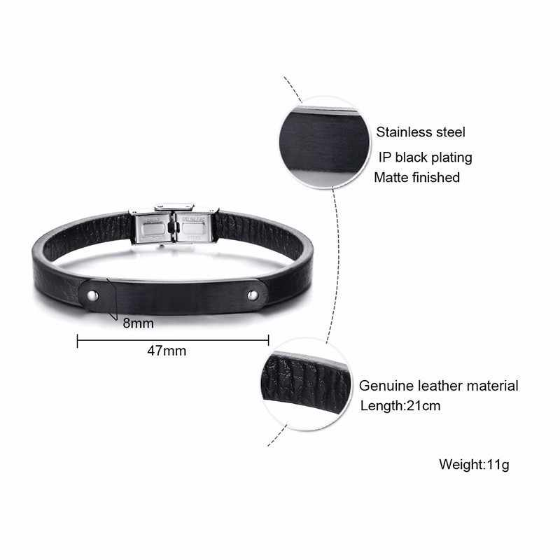 951aa38d29073 Always and Forever Matching Couple Bracelets Leather Bracelet His and Her  For Her Personalized Matching Jewelry Lovers Gift