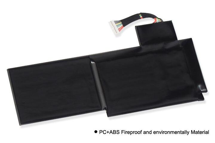 KingSener Nouveau BTY-L76 batterie d'ordinateur portable Pour MSI GS70 MS-1771 1772 1774 GS72 WS72 XMG C703 S4217T MD98543 BTY-L76 11.1 V 5400 mAh - 3