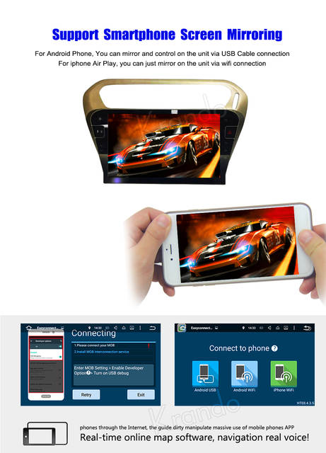 US $220 0 |Krando Android 8 1 10 1