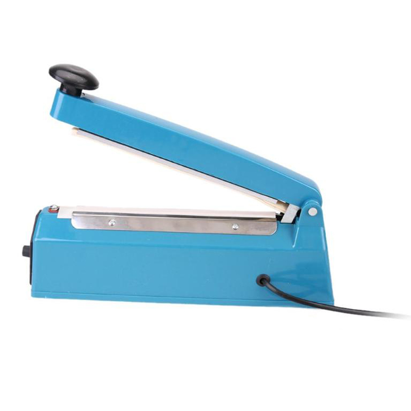 EAS 220V 300W 8 Inch Impulse Sealer Heat Sealing Machine Kitchen Food Sealer Vacuum Bag Sealer Bag Packing Tools Eu Plug|Vacuum Food Sealers| |  - title=