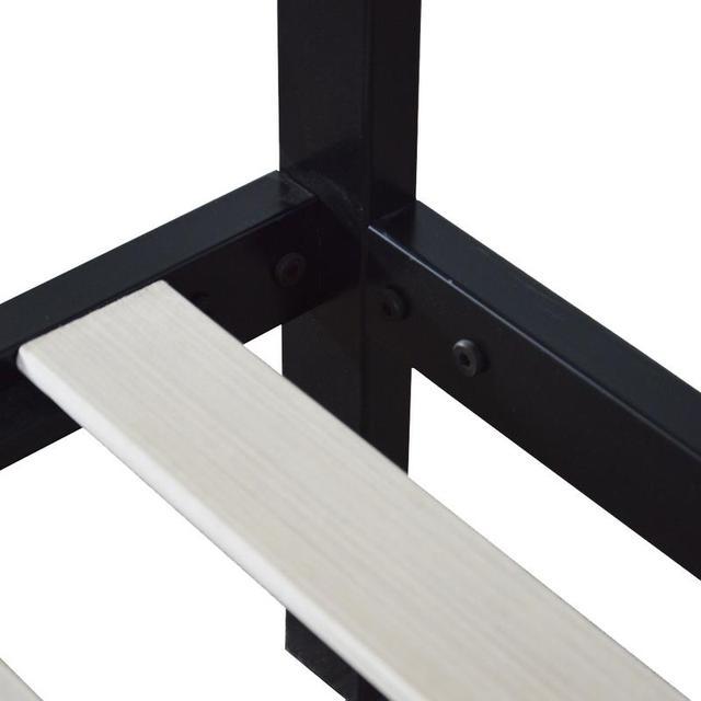 Modern Full Size Metal Bed Frame  4