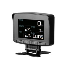 OBD2 HUD 헤드 최대 디스플레이 디지털 자동차 컴퓨터 자동차 디지털 디스플레이 속도 측정기 전자 모니터 진단 도구