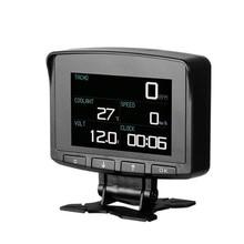 OBD2 hud ヘッドアップディスプレイデジタル車のコンピュータ車のデジタル表示速度計電子モニター診断ツール