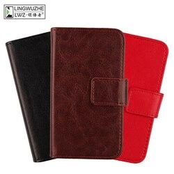 На Алиэкспресс купить чехол для смартфона for poptel p60 case 5.7 inch solid color leather flip wallet cover cell phone case for poptel p60 holster funda