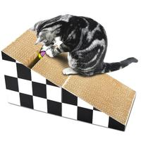 Pet Cat Scratch Board Pad Soft Bed Mat Claws Care Toys Corrugated Scratcher Cat Training Toy Pets Supplies Products