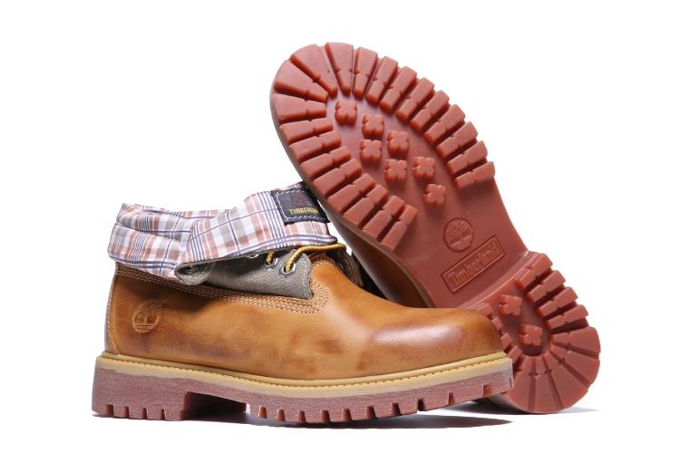 Schuhe Freien Timber Im Casual slip Photo Klassische Tragbare Umgeschlagenen Leder Anti Rand As Echtes Original Männer Schuhe Oxford wCCqrIx4z