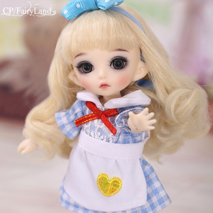 Image 3 - Free Shipping Pukifee Luna Doll BJD 1/8 Tiny Cute Ball Jointed Doll Resin Fairies Best Birthday Gift Toy For Girl Fairyland