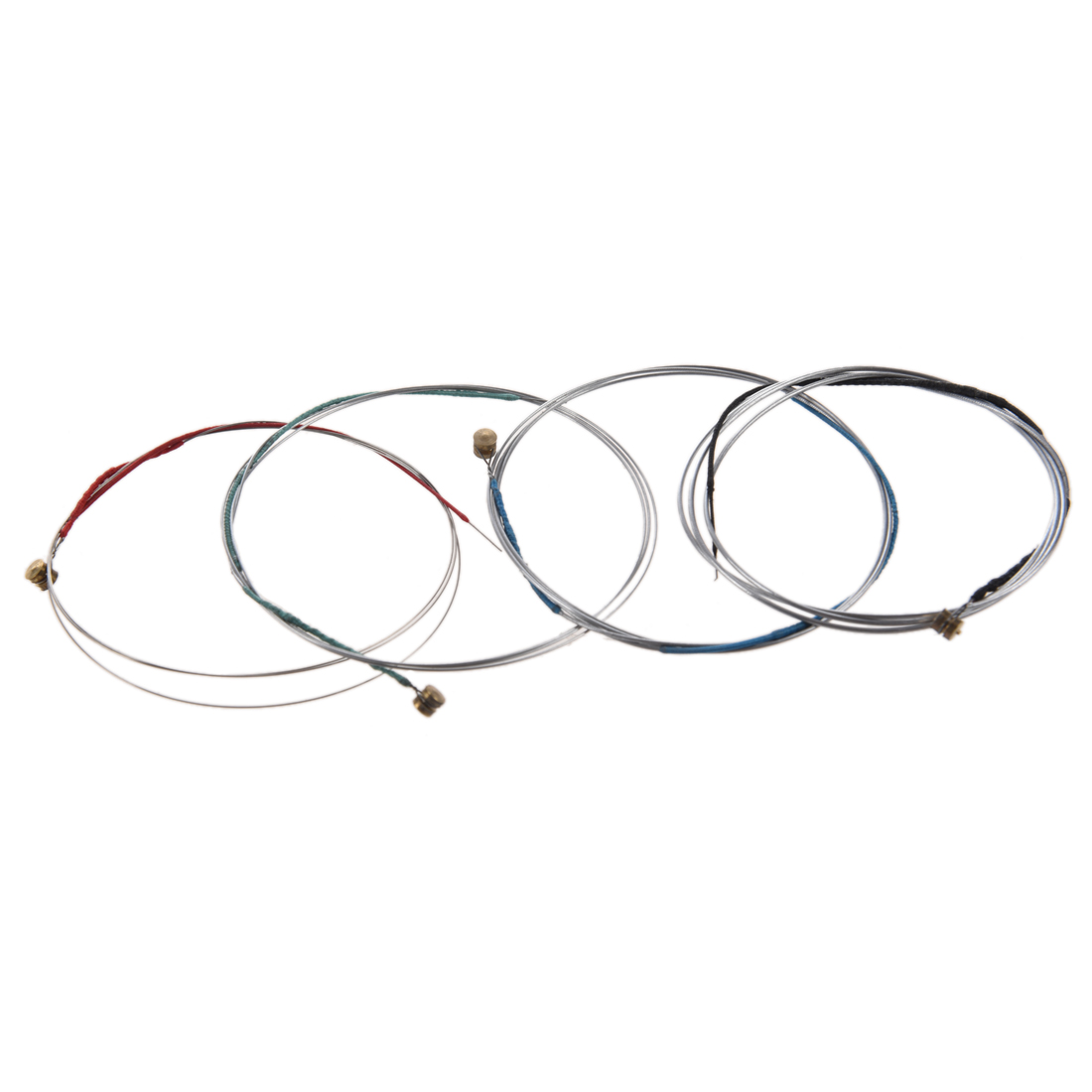 FSTE-Set of 4/4 Violin Bowstring Strings (G-D-A-E)