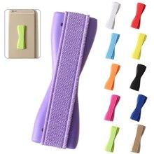 Универсальный держатель для мобильного телефона с держателем на палец, универсальный эластичный ремешок, держатель для телефона с подставкой для мобильных телефонов, планшетов