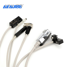 10PCS Air Pneumatic Cylinder Magnetic Reed Switch Sensor D-A93 Z73 C73 A54 CS1-G J H U F SMC SIZE M9N M9NV M9PV M9BV cs1 f pneumatic air cylinder 2 wired magnetic reed switch sensor no 5 240v ac dc