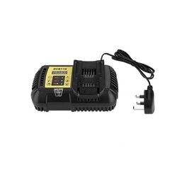 Eu Plug 4.5A Lithium Battery Charger 100-240V Universal For Dewalt 10.8V / 14.4V / 20V (Max) Lithium Ion Battery Fast Charger
