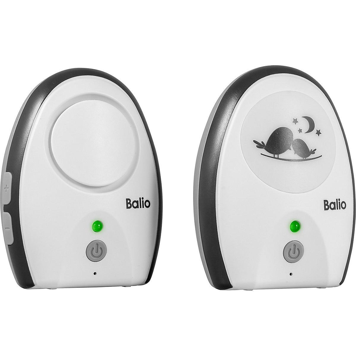Baby Sleeping Monitors BALIO 4361097 Safety baby monitor control for children радио и видеоняни balio balio mb 03