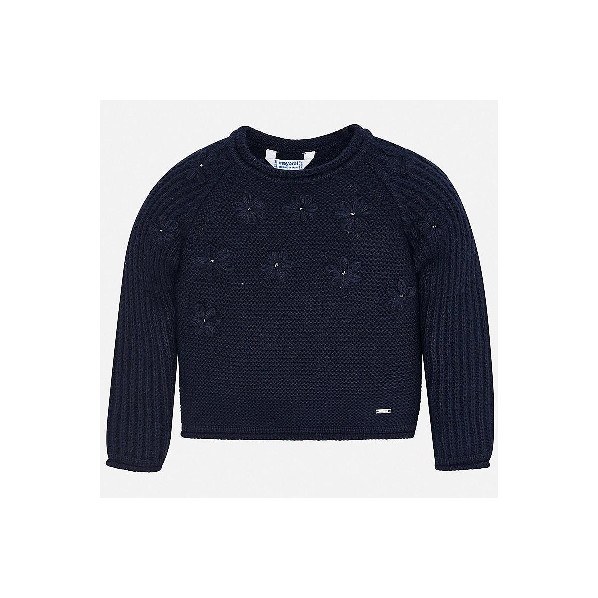 MAYORAL Sweaters 8848671 Girls Acrylic winter clothes baby wear boy children child wear