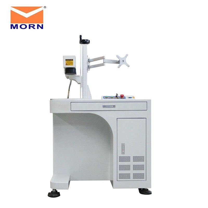 20w fiber laser marking machine metal Nameplate cnc laser engraver laser marking machine for wood