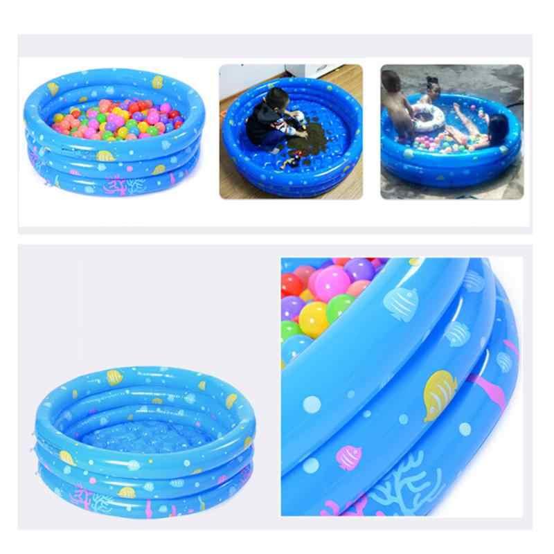 23 шт. надувные ванная-бассейн Водный матрас для детей, младенцев, детей ясельного с воздушным комплект для ремонта насосов и 20 бассейн с шариками
