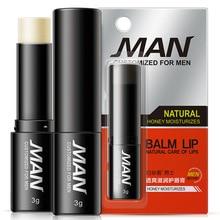 Bioaqua Natural Honey Moisturizing Lip Balm Colorless Refine Repair Lip Wrinkle Men Lip Anti-aging Protection Lip Balm Skin Care недорого