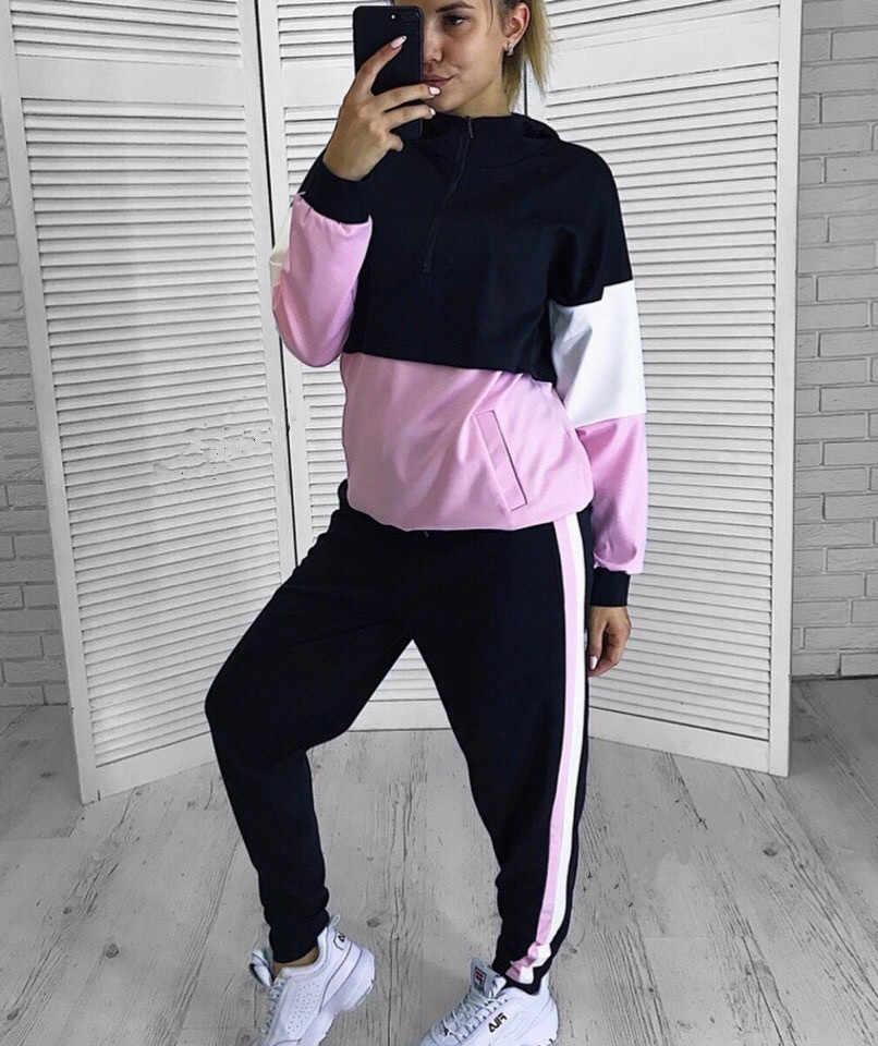 Женский комплект 2 шт. сексуальный из двух предметов одежды женский розовый наряд