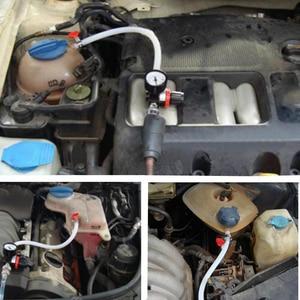 Image 2 - Car Cooling Radiator Pressure Tester Water Tank Detector Checker Tool Repair Kit