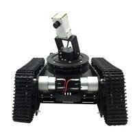 ZL TECH ReBOT STM32 с открытым исходным кодом Smart RC автомобиль робота Wi Fi приложение Управление с разрешением 720 P Камера цифровой сервопривод 2019 Ново