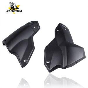 Image 2 - RnineT protecteur de tête de cylindre pour moto, ABS, Protection de tête de cylindre pour BMW R nine T, R9T 2014, 2017, 2015