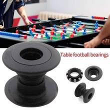 Anneau De Football avec Tige En Plastique Durable, 23mm-36mm, 4 pièces