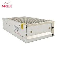 D-120F12 12V -12V Volt 120W 5A Ac Dc Converter Van Goede Kwaliteit Dubbele Output AC-DC Voeding Voor Led Strip