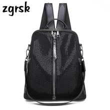 Women Soft Womens Leather Anti Theft Backpack Female Students School Bag Large Backpacks Multifunction Travel Bags Mochila