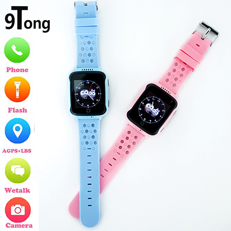 9Tong Q528 Smart watch kids with camera flashlilght GPS smart watch for children Call Locator Baby smart watches gift pk q50 q90|Smart Watches| |  - title=