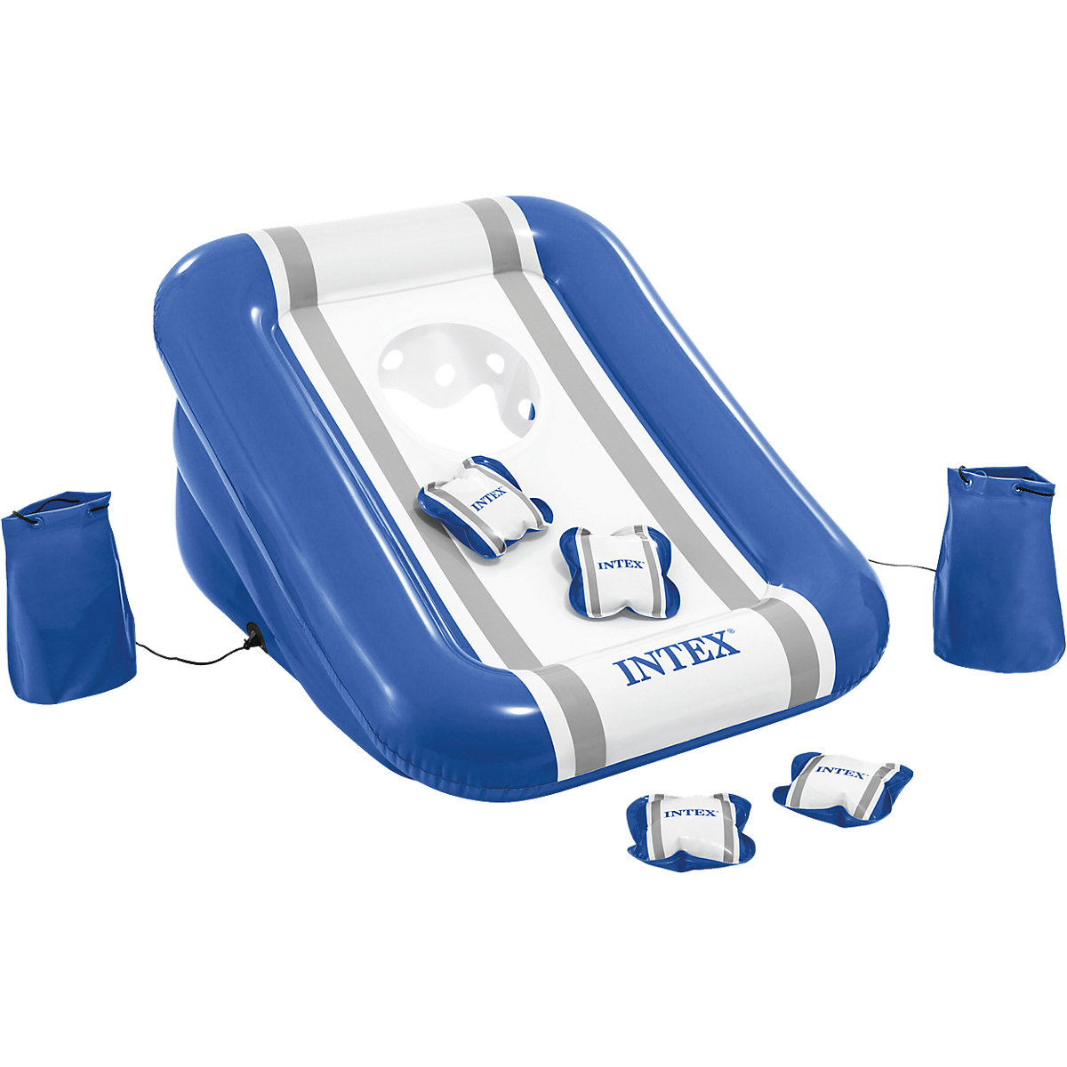 INTEX Inflatable Toys 7225931 games toy trampoline for children Kids game inflatable water game inflatable water trampoline for kids game