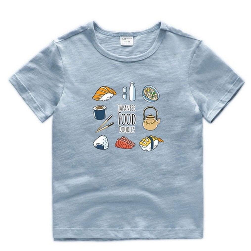 Balabala 2018 Sommer Kinder T-shirt Jungen Kleidung Kinder T-shirt Enfant Casual T-shirt Kleinkind Mode Halbe Hülse T-shirt Jungen Kleidung