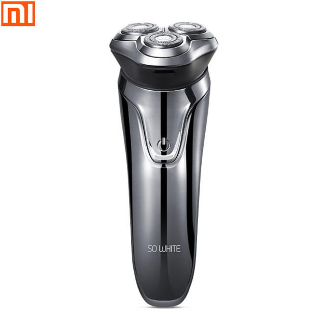 XIAOMI Soocas SO Wireless 3D Smart Control USB Charging Electric Shaver Blocking Protection IPX7 Waterproof Razor for Men Gifts