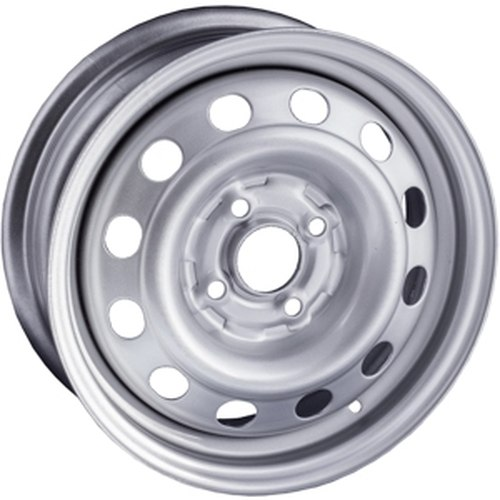 TREBL 6445T 6x15/4x100 ET39 D56.6 Silver trebl opel corsa 6445 6x15 4x100 d56 6 et39 silver
