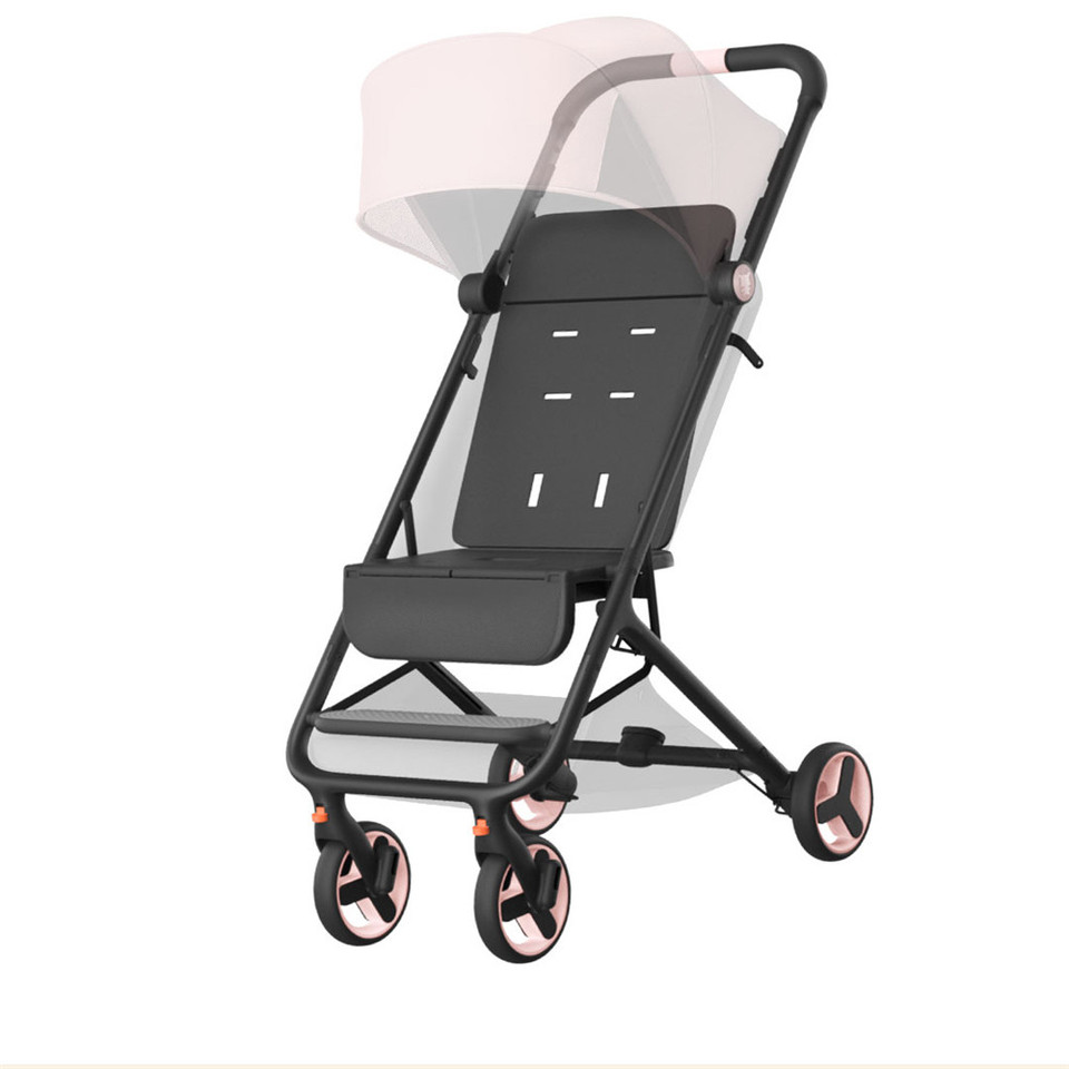 Lightweight Folding Pram Mitu Baby Stroller Plane Lightweight Portable Travelling Children Pushchair Folding Stroller Suitable 4 Seasons For Kid