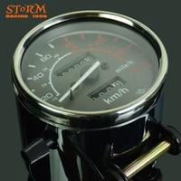 Motorcycle Speedometer Tachometer Odometer Display Gauges For Honda Rebel CMX250 CA250 96 11 CMX250C 03 11 Steed VLX400 VLX 600
