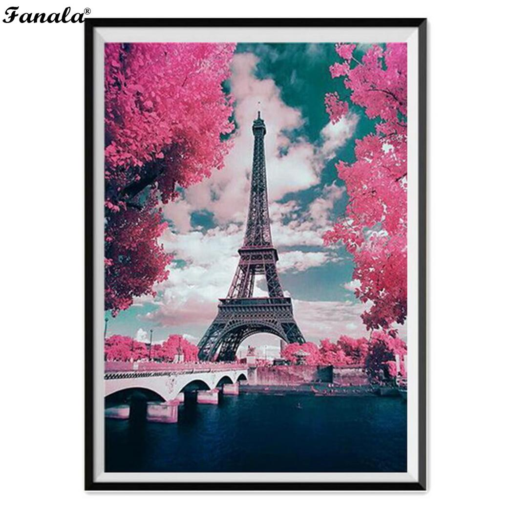 DIY Full Diamond Embroidery Painting Cross Stitch Gifts Home Decor Stick Drill Bedroom, Home, Office, etc.